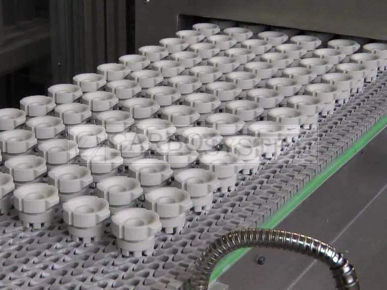 alumina sinterizada