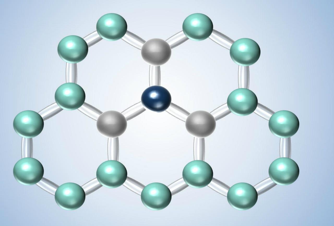 Estructura del grafito carbon-grafito