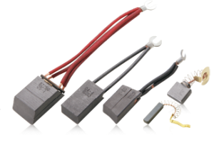 Escobillas de carbón para motor eléctrico