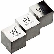 qué es el Wolframio