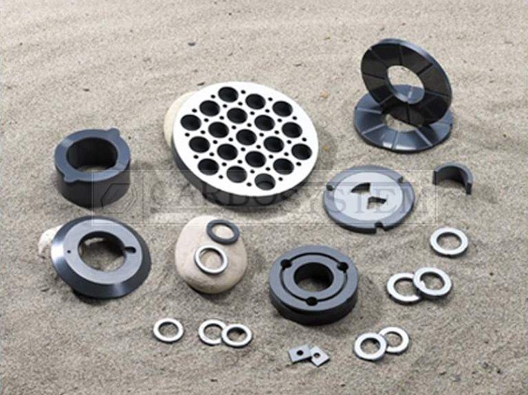 Carburo de silicio: propiedades y aplicaciones