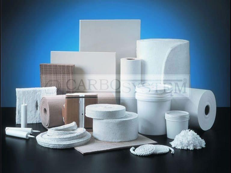 fibra ceramica y materiales refractarios