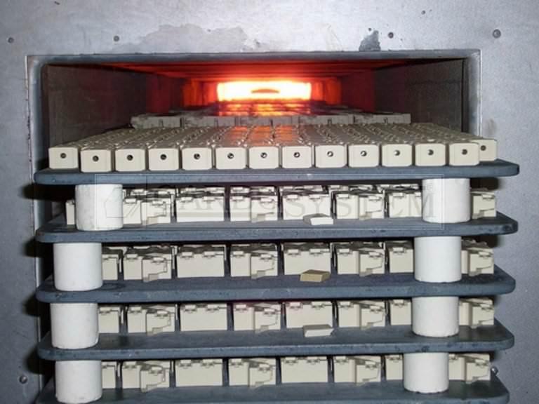 elementos refractarios para hornos