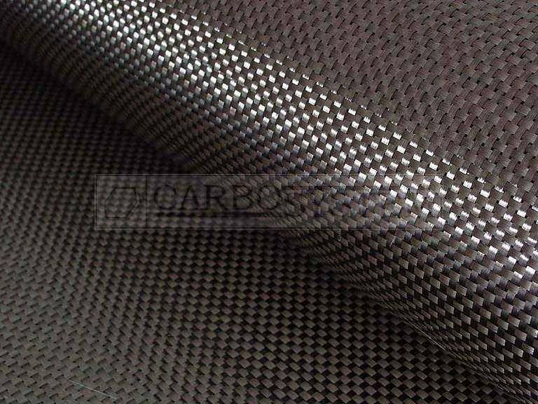 piezas de fibra de carbono